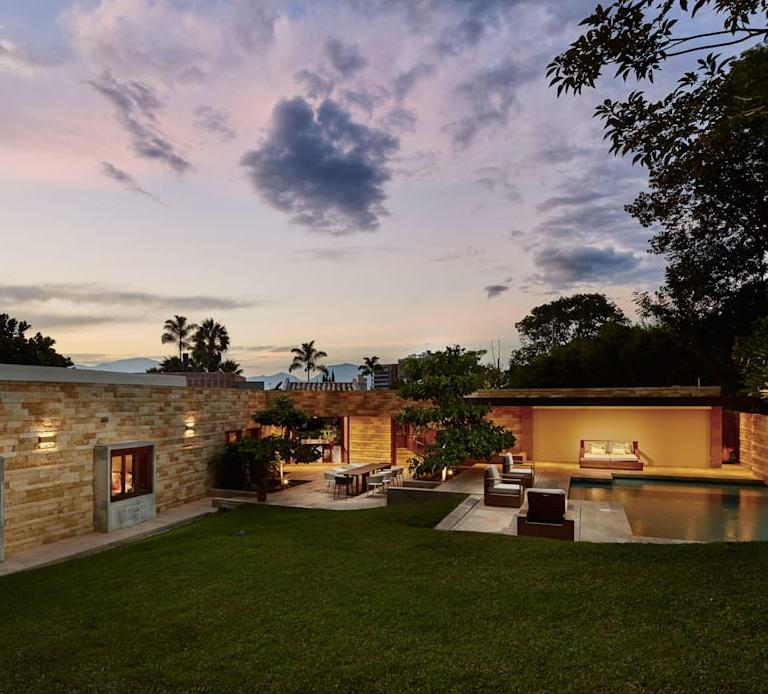 Casa tipo cubo Valle del Cauca